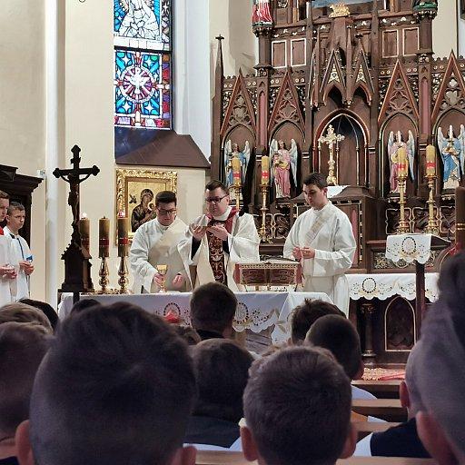 Rekolekcje ministranckie w Gowidlinie 2019