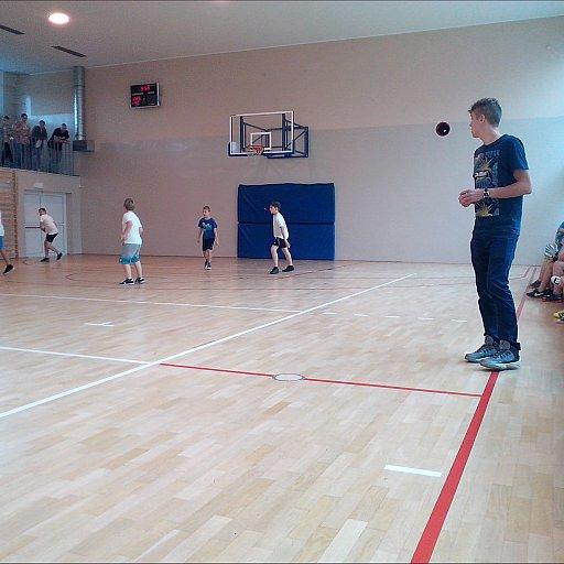 Turniej w piłkę halową w dekanacie starogardzkim